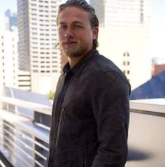 Charlie Hunnam. Swooning forever