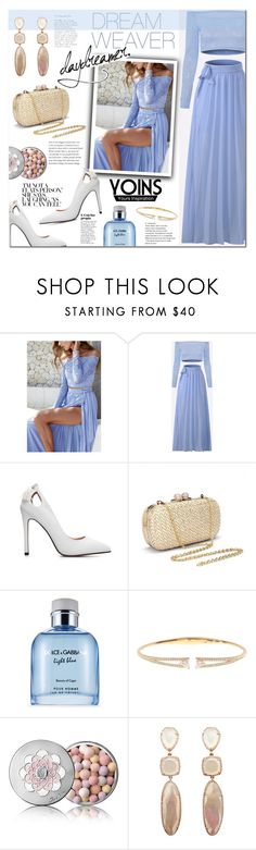"""""""Yoins #18"""" by mery90 ❤ liked on Polyvore featuring Dolce&Gabbana, Nadri, Guerlain, yoins, yoinscollection and loveyoins"""