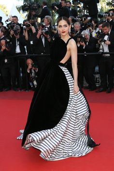All the Dresses You Need to See from the 2016 Cannes Film Festival Red Carpet - Style Me Pretty