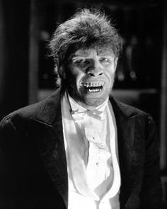 """Dr. Jekyll and Mr. Hyde"" Fredric March 1931 Paramount ** I.V"