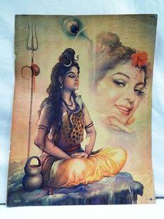 Photo by shakilabanu Shiva Shambo, Shiva Statue, Shiva Art, Krishna Art, Hindu Art, Hare Krishna, Lord Shiva Hd Images, Lord Vishnu Wallpapers, Hindu Deities