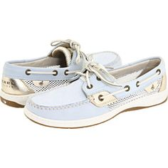 Sky blue mesh sperry top-siders. Just had this idea to wear these on my wedding day!  Would be comfy and count as my something blue :)