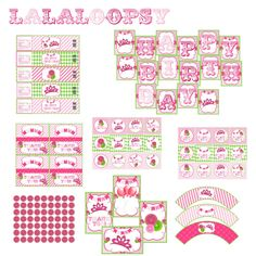 Lalaloopsy AS IS Package
