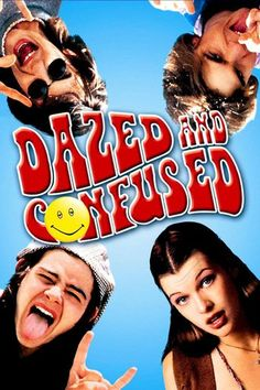Watch Dazed and Confused DVD and Movie Online Streaming E Online, Movies Online, Home Disney Movie, Disney Movie Posters, Film Posters, 90s Movies, Good Movies, Movie Tv, Drama Movies