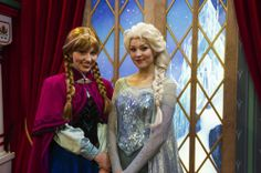 anna elsa frozen disney princesses What to Look Forward to at Walt Disney World In 2014