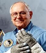 As an astronaut and the fourth person to walk on the moon, Alan Bean (#motivational #speaker) is dedicated to inspiring people to be the best they can be and their companies can be the best they can be. By talking with, and listening to the client prior to an event, Alan custom tailors each speech around the theme of the client's event and the specific goals they wish to emphasize. Contact @ExecSpeakers to have Alan speak at your next #event. www.executivespeakers.com