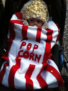 #vestito#carnevale#popcorn