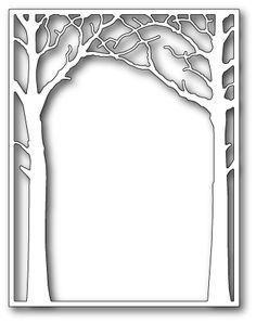 [99153] DIES- Grand Forest Archway