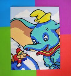 Dumbo y Timothy ♥  by Luis Carvajal