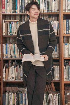 "2019 epigram F/W ""Gong Yoo"" in North Jeolla / Gochang the life. Park Hae Jin, Park Seo Joon, Lee Dong Wook, Ji Chang Wook, Asian Actors, Korean Actors, Korean Dramas, Jikook, Goblin Korean Drama"