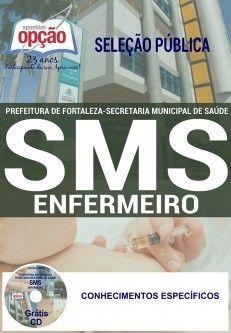 Apostila - ENFERMEIRO - Prefeitura de Fortaleza / CE