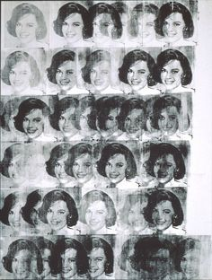 Natalie Wood by Warhol via nickelsonwooster           Multiples.       marinah2oblue:           Natalie Wood by Andy Warhol             (via museume)