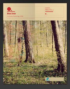 Beautiful poster series by Noa Emberson aka. Joy Stain. Nice work
