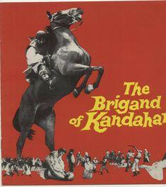 British Film Brigand of Kandahar 1965 Adventure Promo Film Brochure Cinema The off rampaging# locals in Director: John Writer: John Gilling (original story and screenplay) Stars: Oliver Reed, British Army, Writer, Cinema, Adventure, Stars, Film, Movie Posters, Movie