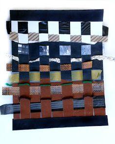 Earl Warren Arts: 2/3 Combo Class: Recycle Weaving