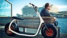 大人のための「ローラースルー GOGO」―電動スクーター「Scrooser」 - えん乗り