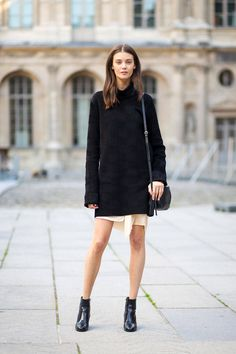 because im addicted because im addicted » 21 Chic Street Style Snaps From Paris