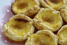 Portugiesische Küche, Portugues Recipes, Vanilletörtchen, Pastéi de Nata