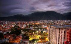 AMANECER EN CARACAS, VENEZUELA