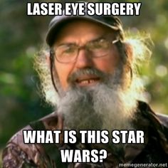 Duck Dynasty - Uncle Si.