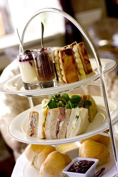Afternoon Tea at Marriott County Hall. £28 - AfternoonTea.co.uk