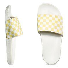 c5f1166fe5 Slide-On. Vans Checkerboard · Shoes Heels ...