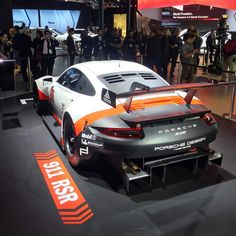New Mid-Engine Porsche 911 RSR [1080x1080] - see http://www.classybro.com/ for more!