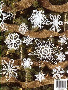 99 Snowflakes - Crochet Patterns