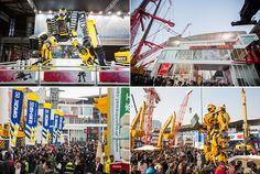 Bauma China on Kiinan merkittävin rakennuskonealan näyttely, joka järjestetään kahden vuoden välein Shanghaissa, tänä vuonna 25.–28. marraskuuta. Vuonna 2012 paikalla kävi yli 180.000 kävijää 171 maasta. Näytteilleasettajia puolestaan oli saapunut paikalle 38 eri maasta yhteensä 2718 kappaletta. Tänä vuonna Bauma China järjestetään seitsemännen kerran, ja me olemme mukana seitsemättä kertaa!
