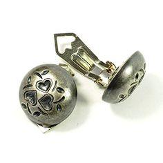 streitstones VINTAGE Metall-Ohrklips in altplatin mit Herzchen bis zu 50 % Rabatt streitstones http://www.amazon.de/dp/B00T9JP9FO/ref=cm_sw_r_pi_dp_vpV6ub0VRXM09, streitstones, Ohrring, Ohrringe, earring, earrings, Ohrclips, earclips, bling, silver, gold, silber, Schmuck, jewelry, swarovski