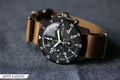 Sinn Flieger 103 St chronograph. 41mm stainless