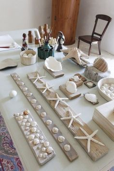 Do It Yourself Ideas And Projects 50 Magical DIY Ideas With Sea Shells Wall Art Wind Chimes