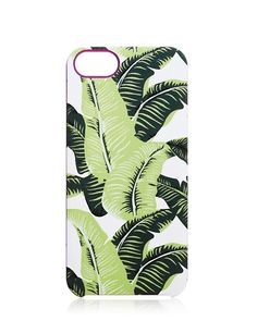 Palm Leaf iPhone 5 Case - Juicy Couture - $19.99