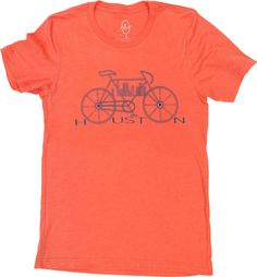 Bike Houston (Unisex)
