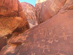 Petroglyphs Valley of Fire [4032 3024] #reddit