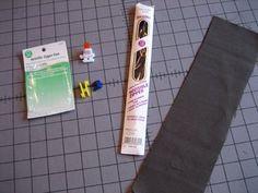 sew? i knit!: Invisible Zipper Tutorial