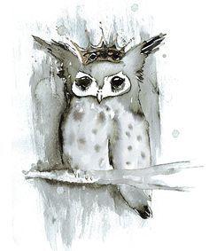 elise stalder owl - Google Search