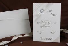 Invitatie de Nunta Colectia Rafinament Model IN1167
