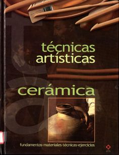 """Find magazines, catalogs and publications about """"ceramica artistica"""", and discover more great content on issuu. Ceramic Techniques, Pottery Techniques, Ceramic Tools, Ceramic Design, Ceramic Pottery, Good Books, Author, Marvel, Reading"""