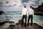 Gay Weddings Oahu - Gay couple portraits - Indigo Images- Oahu LGBT Wedding and Portrait Photographer