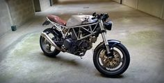 Ducati Supersport 750 Cafe Racer - 32LSD #motorcycles #caferacer #motos | caferacerpasion.com