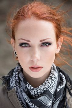 Red or ginger hair! - pale by *JustRiven on deviantART Joël F. onto Beauty My Beauty, Hair Beauty, Red Headed League, Red Hair Woman, Redheads Freckles, Ginger Girls, Gorgeous Redhead, Hottest Redheads, Redhead Girl