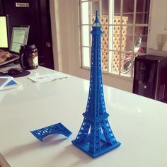 Torre Eiffel impresa en 3D Honduras