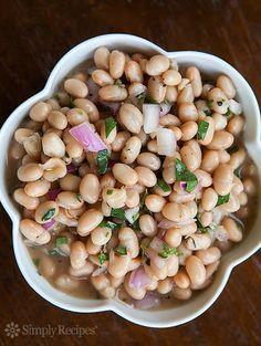 Quick and Easy White Bean Salad Recipe on Yummly. @yummly #recipe