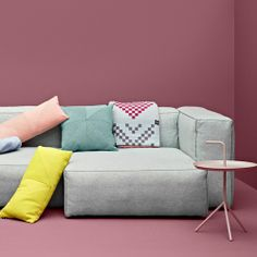 I can see my self in this! Mags soft module sofa from Hay