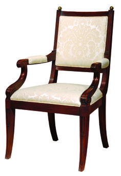 100A Regency Arm Chair
