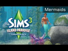 The Sims 3 Tutorial: How To Become A Mermaid !!!!!