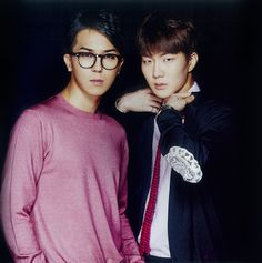 WINNER for Exile Magazine: Song Minho, Lee Seung Hoon