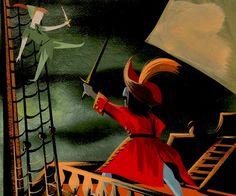 Cartoon Retro — vintagegal: Concept art by Mary Blair for...