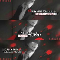 Assassination Classroom || Anime Quote